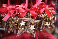 Weihnachtsdekoration-Zimt