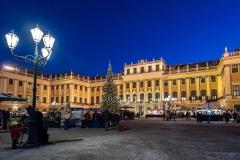 Christkindlmarkt-Schloss-Schönbrunn